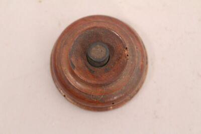 Expressive Door Bell Holzklingel Door Bell Bell Button Antique Art Nouveau Button Electric With The Best Service Hardware