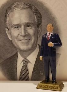 GEORGE-W-BUSH-FIGURINE-ADD-TO-YOUR-MARX-COLLECTION
