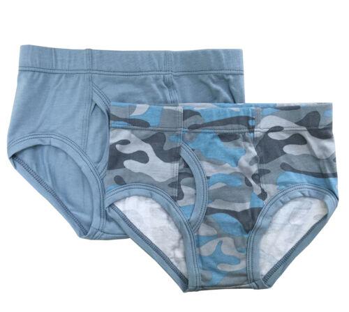 Esme Little Big boys underwear Briefs XS S M L XL 4 6 7 8 10 12  white blue grey