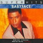 Super Hits 0886972222325 by Babyface CD