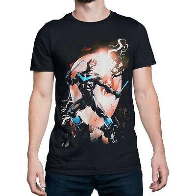 Tapout Mens Nightwing T-Shirt Black
