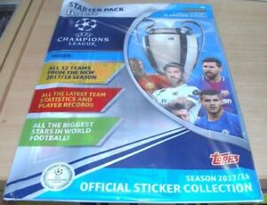 Topps-UEFA-Champions-League-2017-18-Stickers-Collection-Supersize-Starter-Pack