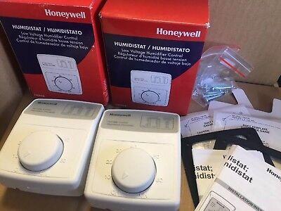 Low Voltage Honeywell Humidistat Humidifier Control # H8908B
