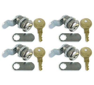 """Thumb turn Cam latch Leisure CW 1 pack 7//8/"""" RV Compartment Door"""