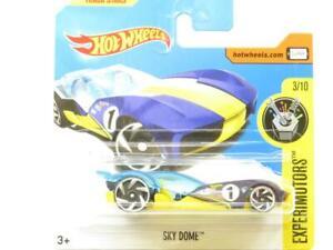 Hotwheels-Tarjeta-Corta-Domo-cielo-experimotors-50-365-1-escala-64-Nuevo-Sellado