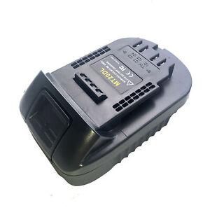 Adapter-For-MAKITA-18V-Battery-Convert-To-DEWALT-20V-MAX-CORDLESS-POWER-TOOLS