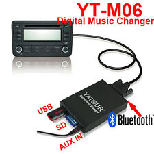 Bluetooth USB SD AUX mp3 Adattatore Caricatore Volvo radio SC 816 836 900 901 cr905