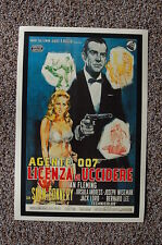 Dr. No Lobby Card Movie Poster James Bond Sean Connery #2