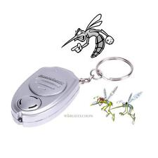 Mini Portable Ultrasonic Anti Mosquito Repeller Insect Repellent Keychain NEW
