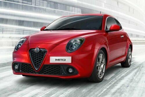 COLOR0000012A tappetini Alfa Romeo Mito dal 2008 ilTappetoAuto®