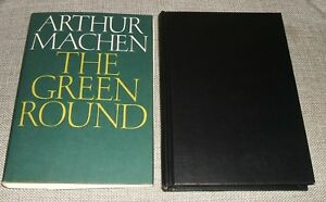 1968-1st-US-of-The-Green-Round-by-Arthur-Machen-and-First-Arkham-House-Edition