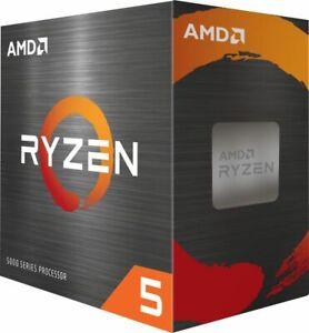 AMD - Ryzen 5 5600X 4th Gen 6-core, 12-threads Unlocked Desktop Processor Wit...