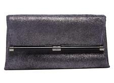 New with Tag - $228.00 Diane Von Furstenberg Stardust Envelope Leather Clutch