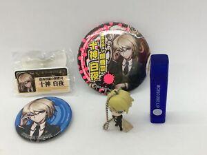 DANGANRONPA Makoto Naegi  Mini Mascot Plush Strap aprx.3.94inch dg393