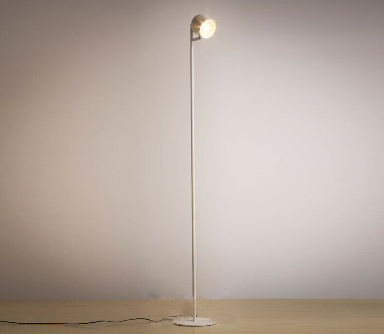 D78 European Style Weiß Height 1355MM 1Light Living Room Bedroom Floor Lamp