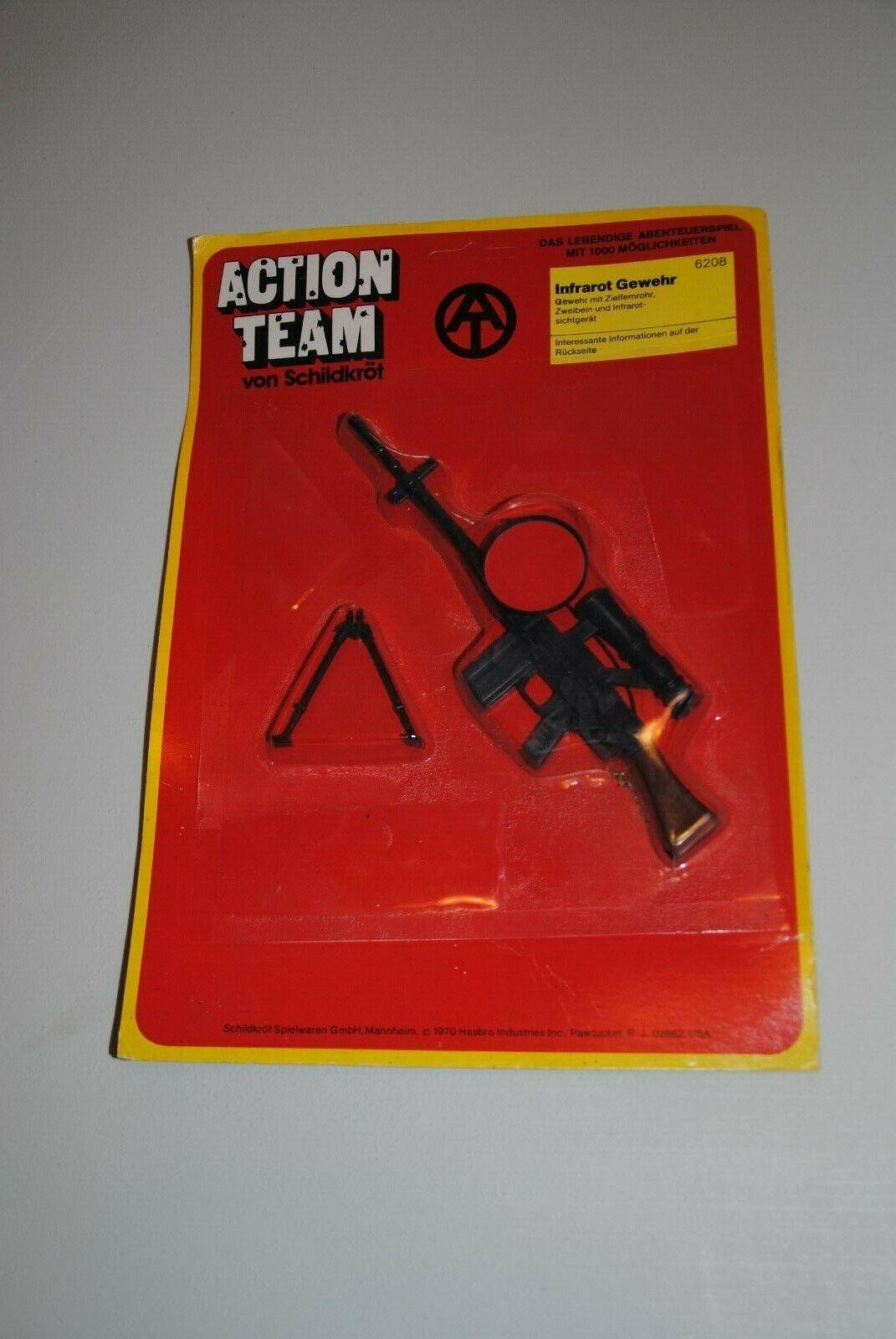 Equipo De Acción Gi Joe Joe accesoires tarjeta  por infrarrojos pistola  Cochedado  tienda de venta