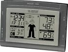 WS-9611U La Crosse Technology Replacement / Add-On Weather Station Display
