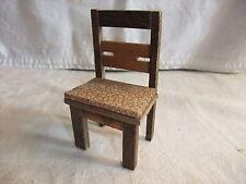 c Puppenstube Kaufmannsladen Möbel Herrenzimmer Küche Stube Stuhl Küchenstuhl