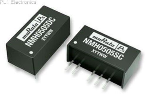 Dil DC // DC + // -15 v 2w Murata Power Solutions-nmh0515dc-Convertidor