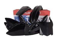 Polisport Plastic Kit Set Black KAWASAKI KX250F 2009–2012 KX450F 2009-2011