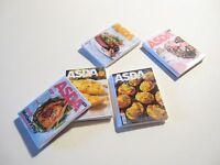 Dolls House Miniature Asda Magazines