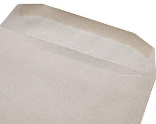 plain-Free p/&p 80gsm 155x220mm gommé C5-Manille enveloppes sans fenêtre