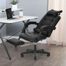 350 Lb Heavy Duty High Back Big And Tall Desk Chair Executive Ergonomic Leather