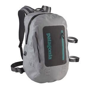Patagonia Stormfront® Pack 30l - Drifter Grey - Dftg - Waterproof Entlastung Von Hitze Und Sonnenstich