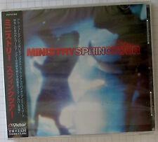 MINISTRY - Sphinctour JAPAN CD OBI VICP-61899
