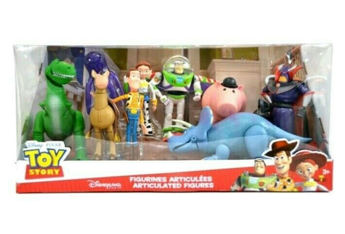 Set de figurines Toy Story Deluxe de Collection - SOLD OUT.