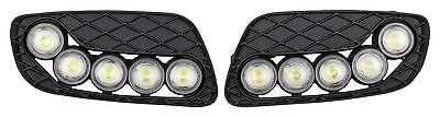 LED SMD 10 x Flex Brabus Tagfahrlicht DRL TFL + R87 Modul  Smart 451 W451