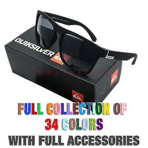 Full-styles-chaud-Lunettes-de-soleil-QuikSilver-Vintage-Shades-Outdoor-Sport-Surf-UV400