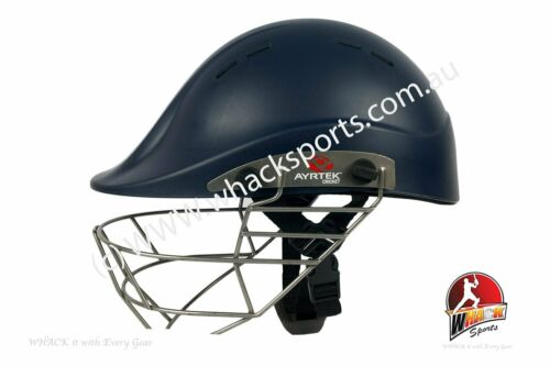 Ayrtek PremierTek Senior Batting Helmet Steel Senior