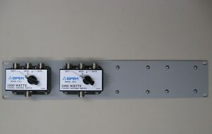 3-Position-COAX-Antenna-SWITCH-1000-W-CB-Ham-Radio-Workman-CX3