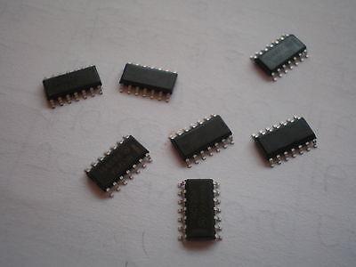 SN74HC125N Buffer//Line Driver4-CH Non-Inverting 3-ST CMOS 14Pin pk of 10 HU27
