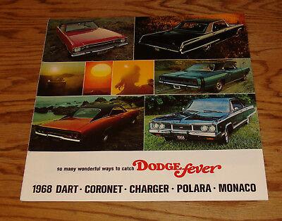 1975 Dodge Full-Line Car Brochure Dart Coronet Charger