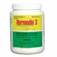 1/2 Lb Hormodin Rooting Hormone Powder 3 0.8% Iba (8 Oz) Indole-3-butyric Acid