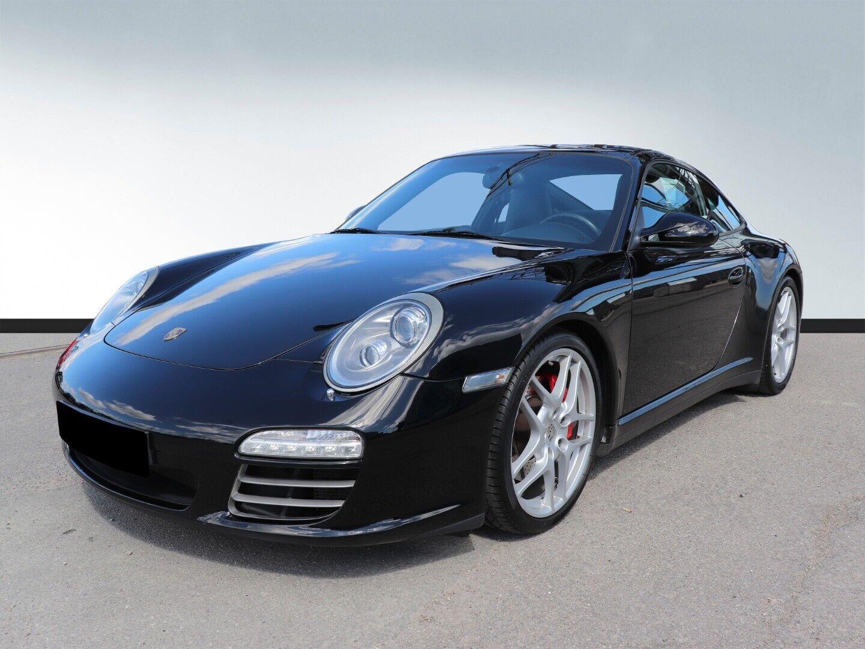 Porsche 911 Carrera 4S 3,8 Coupé PDK 2d - 5.995 kr.