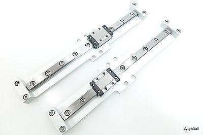 3RSR15VM+510mm THK Used Linear Bearing LM Guide Miniature System 2Rail 6Block