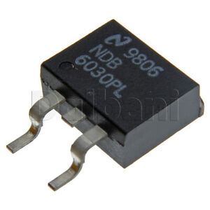 NDB6030PL-TO-263-Original-NS-Power-Field-Effect-Transistor
