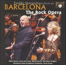 FREDDIE MERCURY: BARCELONA - THE ROCK OPERA NEW CD