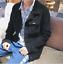 Vintage-Men-039-s-Corduroy-Coat-Casual-Pocket-Jacket-Button-Loose-Short-Coat-Outwear thumbnail 4