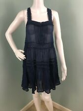 9569b0effb079 item 1 NWT Womens Polo Ralph Lauren Navy Blue Lace Cotton Swim Cover-Up  Dress Sz Small -NWT Womens Polo Ralph Lauren Navy Blue Lace Cotton Swim  Cover-Up ...
