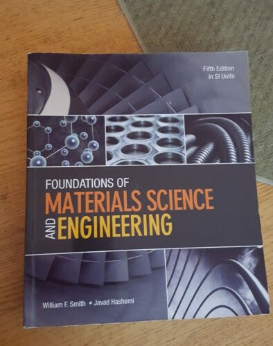 Foundations of materials science and engineering si units 5th e brand new lowest price fandeluxe Gallery