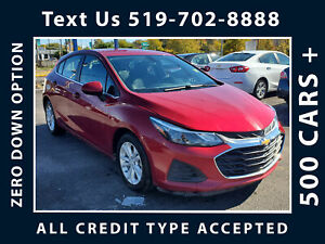 2019 Chevrolet Cruze | CAM | ALL CREDIT ACCEPTED |