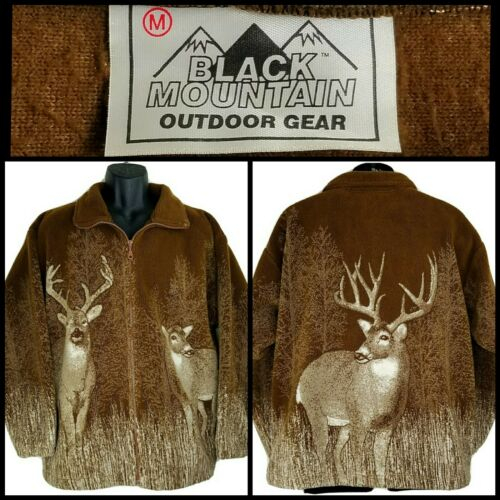 BLACK MOUNTAIN OUTDOOR GEAR Brown Deer All Over Pr