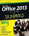 Office 2013 All-in-One For Dummies von Peter Weverka (2013, Taschenbuch)