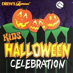 FREE US SHIP. on ANY 3+ CDs! NEW CD Drew's Famous: Kids Halloween Celebration