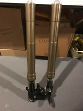 MV Agusta F4 1000 R 1000R 312r front forks fork.  Used In Good Working Condition