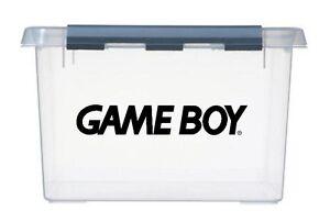 4x-sml-GAME-BOY-Logo-Vinyl-Stickers-Decals-for-Nintendo-GB-NES-games-storage-box